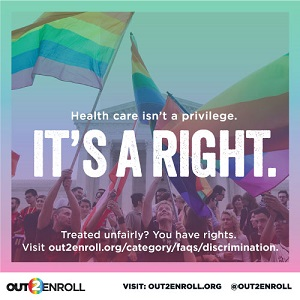 LGBT Health Insurance is a Right