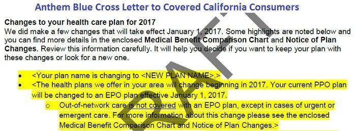 Health, Insurance, Plan, Anthem, Blue Cross, Covered California