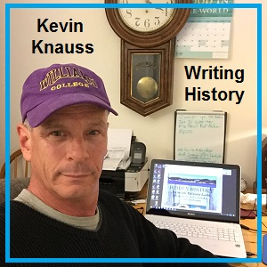 Book, Publishing, Self-Publishing, Author, Writer, Kevin, Knauss, History, Granite Bay, Folsom American River,