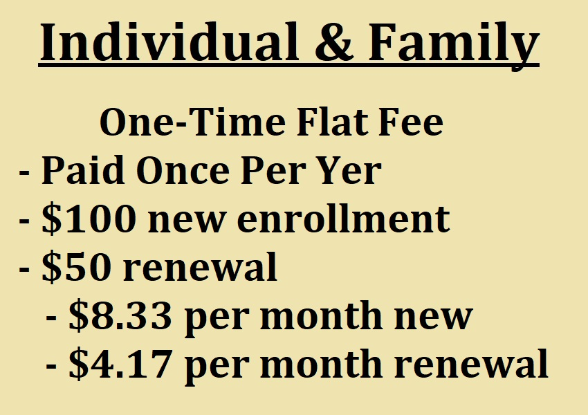One California health plan pays a flat one-time enrollment fee to the agent and a lesser amount upon renewal.